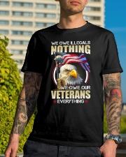 Owe Classic T-Shirt lifestyle-mens-crewneck-front-8