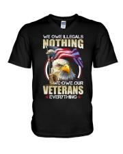 Owe V-Neck T-Shirt thumbnail