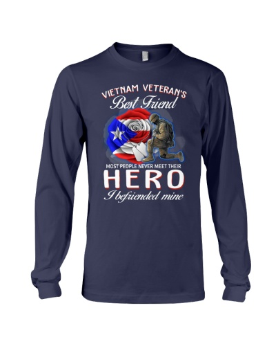 Hero Vietnam Veteran's Best Friend