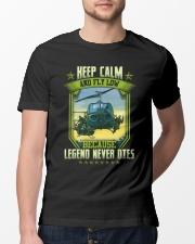 Keep Calm Classic T-Shirt lifestyle-mens-crewneck-front-13