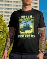 Keep Calm Classic T-Shirt lifestyle-mens-crewneck-front-8