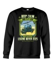 Keep Calm Crewneck Sweatshirt thumbnail