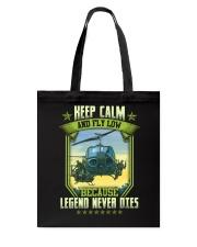Keep Calm Tote Bag thumbnail