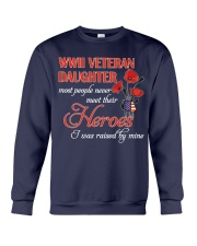 I Was Raised By Mine Crewneck Sweatshirt thumbnail