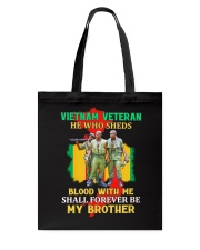 Forever Be My Brother Tote Bag thumbnail