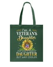 US Veteran Daughter-Cooler Tote Bag thumbnail