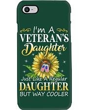 US Veteran Daughter-Cooler Phone Case thumbnail