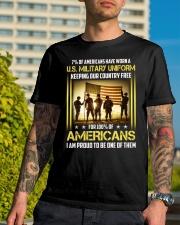Uniform Classic T-Shirt lifestyle-mens-crewneck-front-8