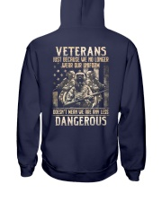Wear Our Uniform Hooded Sweatshirt thumbnail