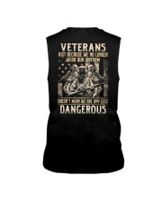 Wear Our Uniform Sleeveless Tee thumbnail
