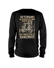 Wear Our Uniform Long Sleeve Tee thumbnail