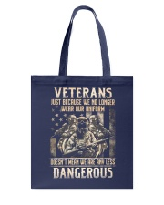 Wear Our Uniform Tote Bag thumbnail
