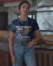 Vietnam Veteran Wife Classic T-Shirt apparel-classic-tshirt-lifestyle-05
