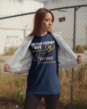 Vietnam Veteran Wife Classic T-Shirt apparel-classic-tshirt-lifestyle-07