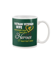 Vietnam Veteran Wife Mug thumbnail