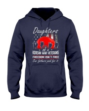 Korean War Veteran Daughters Hooded Sweatshirt thumbnail