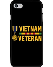 Vietnam Veteran-Air Medal Phone Case tile