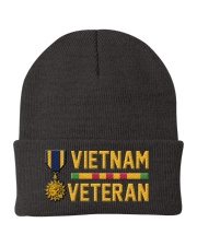 Vietnam Veteran-Air Medal Knit Beanie tile