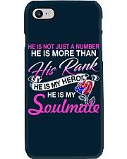 Veteran's Wife Soulmate Phone Case thumbnail