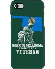 Born In Oklahoma Phone Case thumbnail