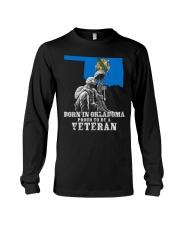 Born In Oklahoma Long Sleeve Tee thumbnail
