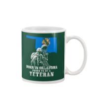 Born In Oklahoma Mug thumbnail