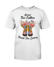 Honor Classic T-Shirt front