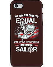 The Finest Becomes A Sailor Phone Case thumbnail