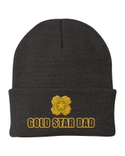 Gold Star Dad Knit Beanie tile