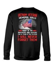 Memorial Wall Crewneck Sweatshirt thumbnail