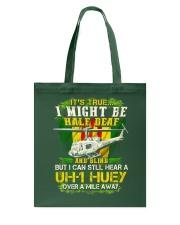 Still Hear A UH1-Huey Tote Bag thumbnail