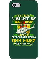 Still Hear A UH1-Huey Phone Case thumbnail