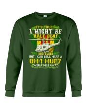 Still Hear A UH1-Huey Crewneck Sweatshirt thumbnail
