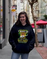 Still Hear A UH1-Huey Hooded Sweatshirt lifestyle-unisex-hoodie-front-2