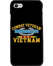 Combat Veteran Vietnam-CIB 2 Phone Case thumbnail