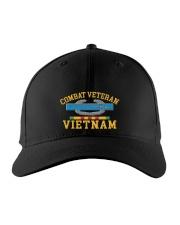 Combat Veteran Vietnam-CIB 2 Embroidered Hat thumbnail