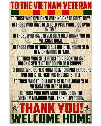 Thank You-Welcome Home