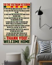 Thank You-Welcome Home 11x17 Poster lifestyle-poster-1
