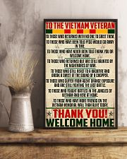 Thank You-Welcome Home 11x17 Poster lifestyle-poster-3