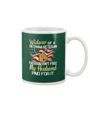 Widow Of A Vietnam Veteran Mug thumbnail