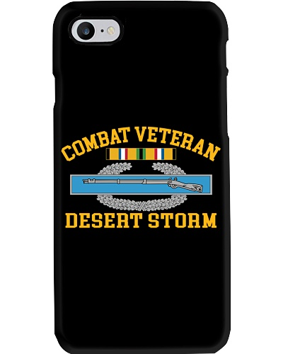 Combat Veteran Desert Storm-CIB