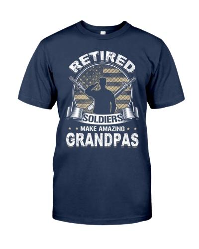Soldier Amazing Grandpas