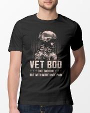 Vet Bod Classic T-Shirt lifestyle-mens-crewneck-front-13