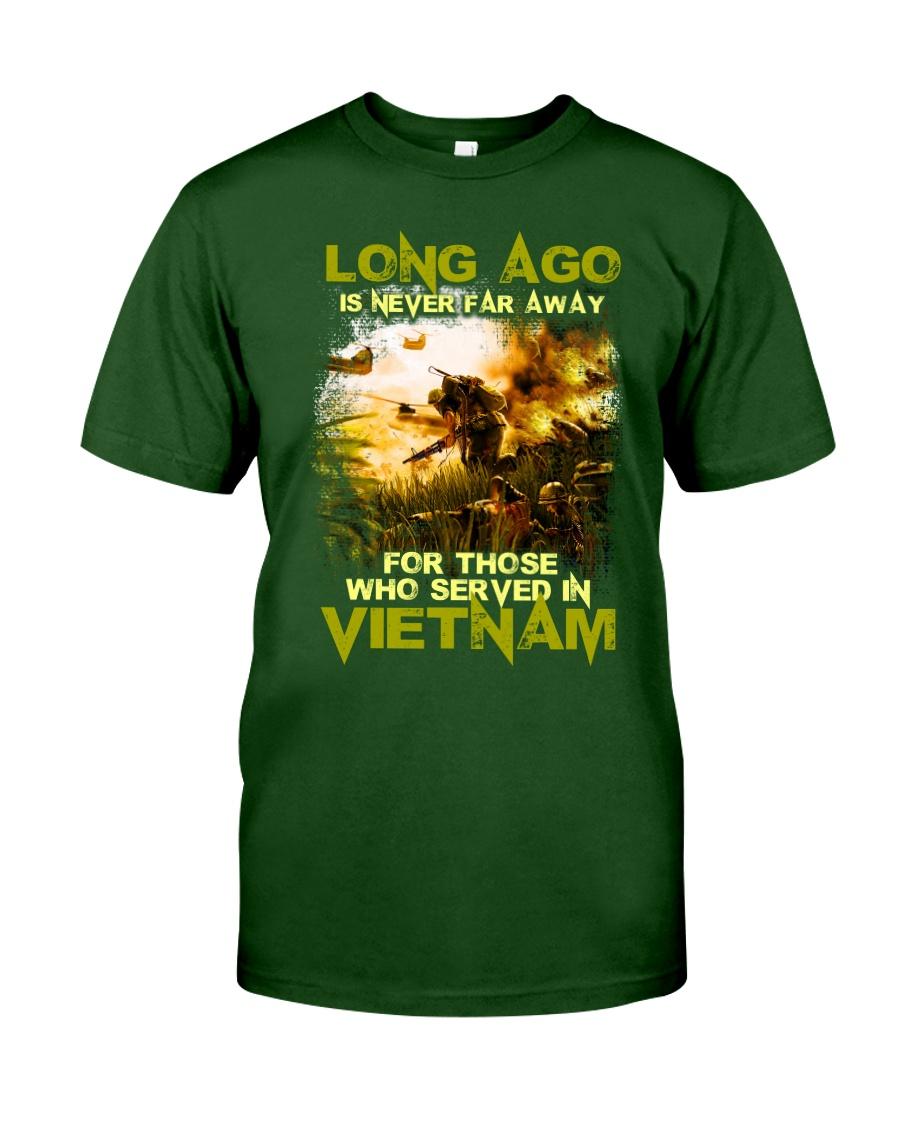 Long Ago Is Never Far Away Classic T-Shirt