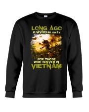 Long Ago Is Never Far Away Crewneck Sweatshirt thumbnail