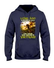 Long Ago Is Never Far Away Hooded Sweatshirt thumbnail