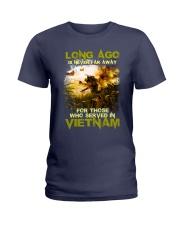 Long Ago Is Never Far Away Ladies T-Shirt thumbnail