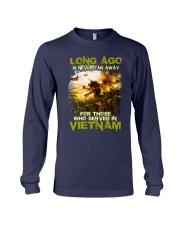 Long Ago Is Never Far Away Long Sleeve Tee thumbnail