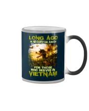 Long Ago Is Never Far Away Color Changing Mug thumbnail