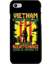 Agent Orange Is Trying To Kill Me Phone Case thumbnail